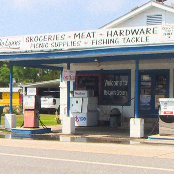 Bo Lynn's Grocery, St. Marks, Florida